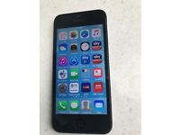 Iphone 5 black 16gb in immaculate condition £100