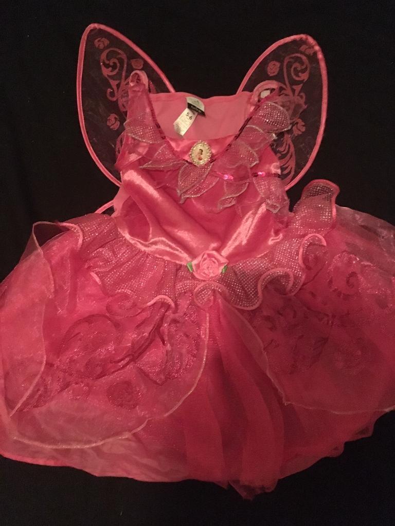 Rosetta tinker bell costume