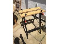Workbench workmate folding worktable