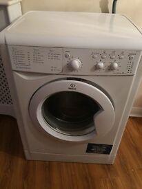 indesit washing machine iwc6105 for repair or parts