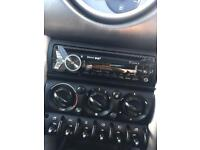 Sony car stereo Bluetooth aux usb DAB