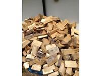 Logs Ready to burn