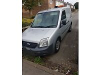 Ford transit connect 2owners service history