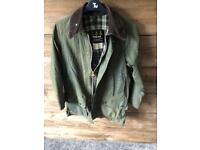 Vintage barbour a150 beaufort jacket size C38/97cm