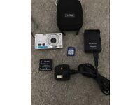 Panasonic Lumix DMC-FS3 8.1 mp camera for sale.