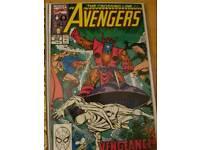 Avengers Vol 1 #320 (Writer: Fabian Nicieza)