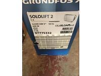 GRUNDFOS SOLOLIFT2 C-3 240V - DISHWASHER, WASHING MACHINE WASTE REMOVAL UNIT