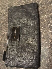 WALLET KENNETH COLE IN LEATHER ONLY 14!!! AMAZING CONDITIONS SIZE CM 14X24