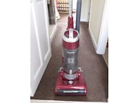 Hoover Hurricane Power Vacuum upright cleaner