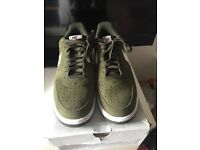 Nike Air Force ones size 10
