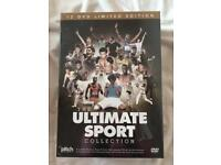 Brand new 12 ultimate sport DVD collection