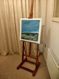 Almost New professional Artists Easel