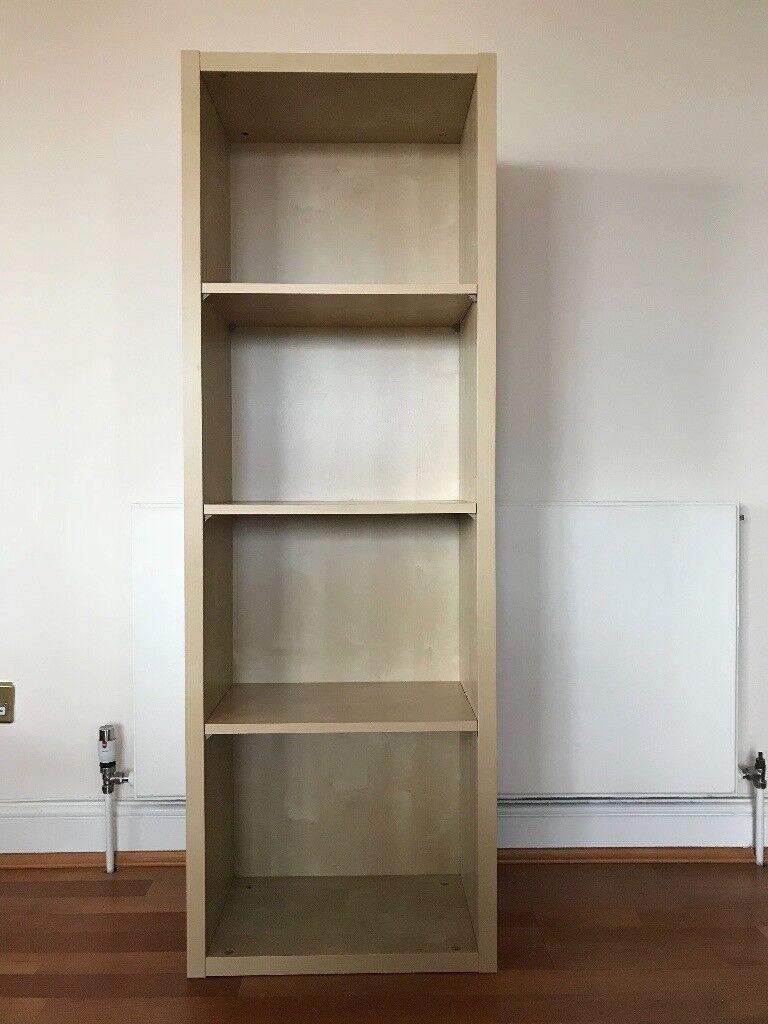 Ikea Shelving Unit Oak Effect Excellent Condition