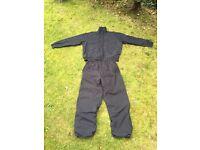 Waterproof golf jacket & trousers