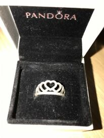 Pandora heart Tiara ring