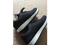2 Pairs men's trainer size 7 a big 7 comfortable fitting new boxed