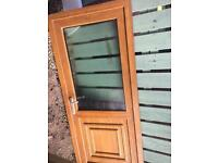 UPVC FULLY LOCKABLE DOOR