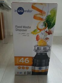 Waste Disposal BRAND NEW/BOXED