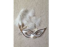 Masks suitable for masked ball