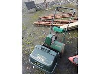 Atco cylinder lawn mower
