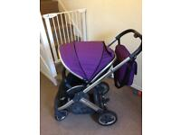 Oyster 2 pushchair, pram and car seat