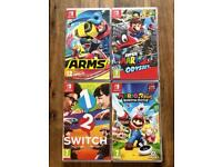 Nintendo Switch Games - Swap or Sell - Lichfield