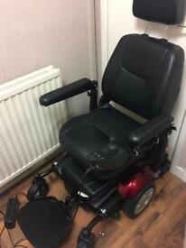 Millercare electric wheelchair