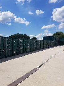 STAY FOR 2 MONTHS AND GET 3RD FREE!! 20FT Self Storage Containers For Rent