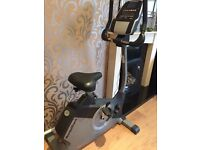 Exercise bike NordicTrack ex3.2 fantastic bike, loads of features, with instructions