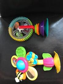 Toddler high chair toys