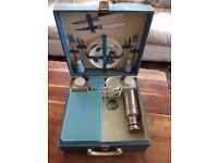 Brexton Picnic Set 1950's from VW Camper series
