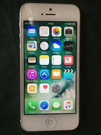 iPhone 5 Unlocked 16GB Very good condition