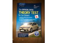 Theory driving test book
