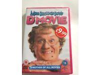 DVD- MRS BROWNS BOYS - D' MOVIE'