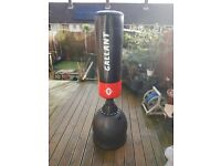Free standing Adult Punchbag for boxing, kickboxing and other martial arts.
