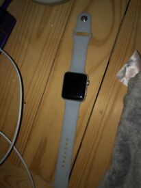 Apple watch series 3 42mm (grey) i will accept offers aswell