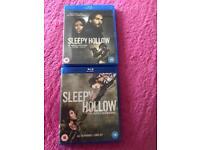 Sleepy Hollow on Blu Ray