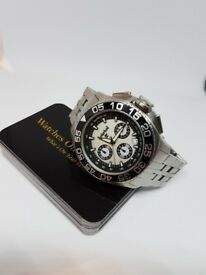 TIMBERLAND CHRONOGRAPH DIVERS WATCH