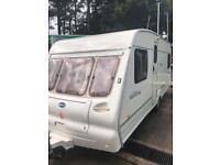 Baily Ranger 520-4berth. Fixed end bed 2003