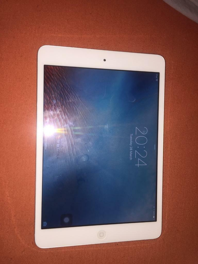 IPAD MINI VERY GOOD CONDITION 16GBin Ossett, West YorkshireGumtree - iPad mini in great condition, everything works like new. A few tiny scratches but they arent noticeable.Only selling as I have a new IPad now