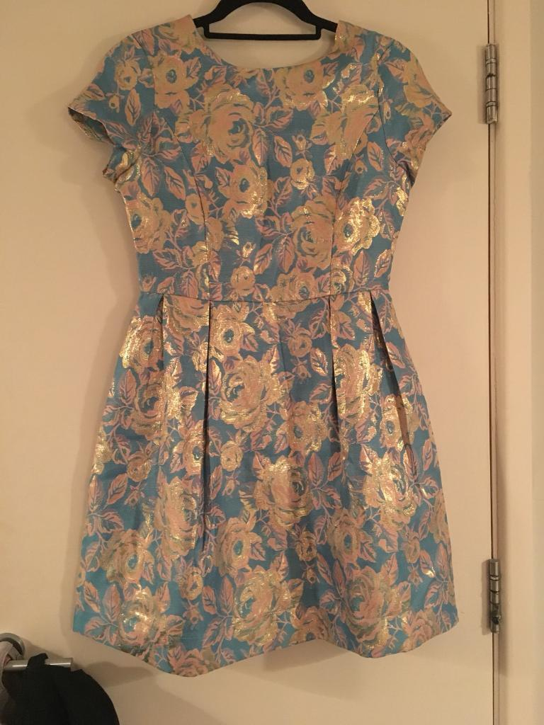 Boohoo dress size 10