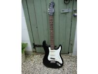 Encore,Electric Guitar,In Very Clean Condition.