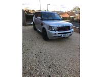 2005/55 Range Rover sport 4.2 v8 supercharged