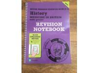 GCSE Edexcel Medicine Im Britain History Revision Workbook .