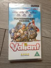 Valiant psp UMD movie