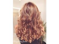 Hair Extensions in Hertfordshire - Book now or bombshell hair in time for Christmas