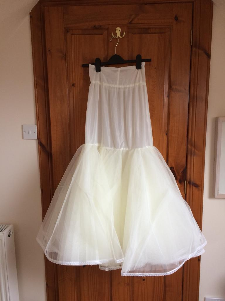 Wedding dress underskirt | in Aberdeenshire | Gumtree