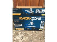 Work zone Scroll Saw