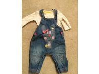 3-6 month baby clothes bundle