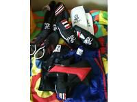 Freestyle kickboxing gear